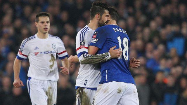 Diego Costa, cezalıyken ceza aldı