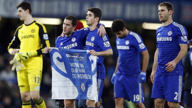 'Chelsea'de mutsuzum, beni geri alın!'