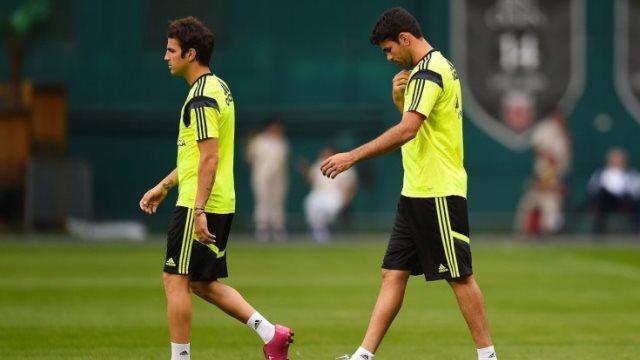 İspanya'da Diego Costa şoku!