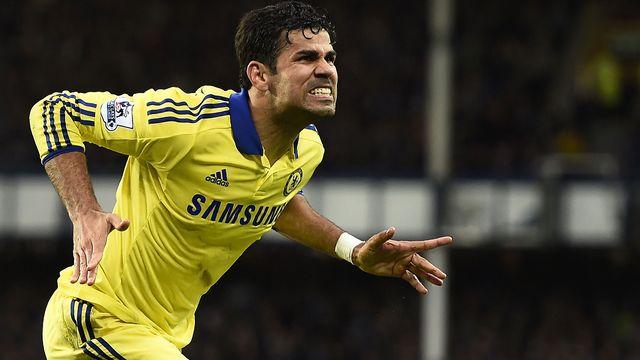 Chelsea gol oldu yağdı