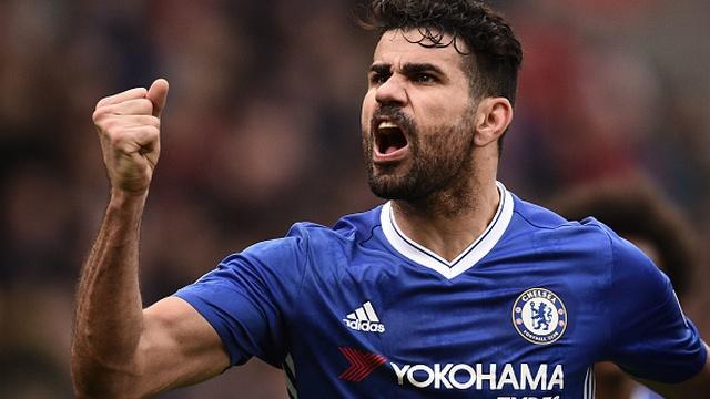 Diego Costa ateş püskürdü!