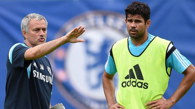 Mourinho'dan Diego Costa itirafı
