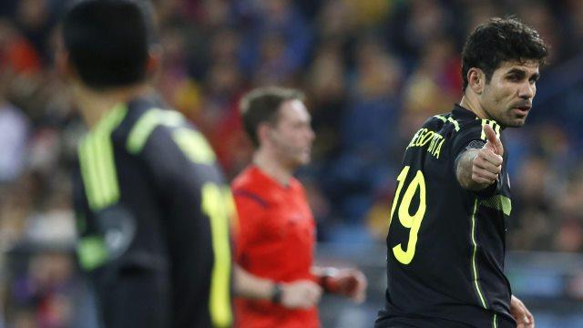 Costa'dan mutlusu yok!