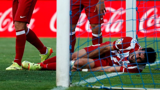 Diego Costa'dan haber var