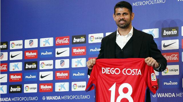 Diego Costa: Uzun zaman bugünü bekledim