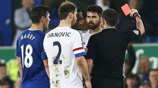 Diego Costa'ya ceza geliyor