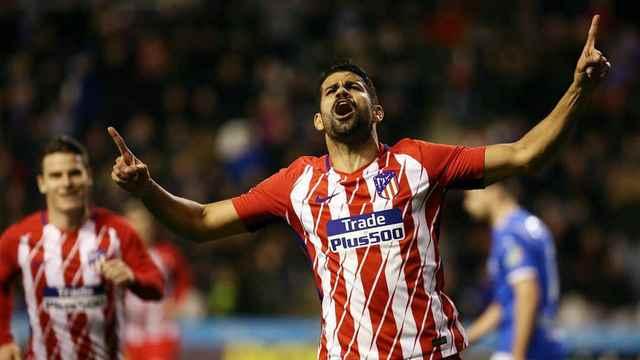 Diego Costa golle başladı
