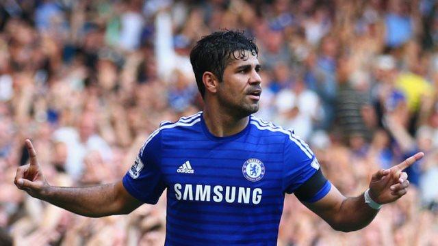 Costa: Gol atamadığım...