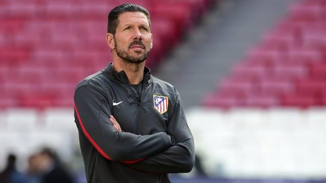 Simeone, Atletico'da istikrar istiyor