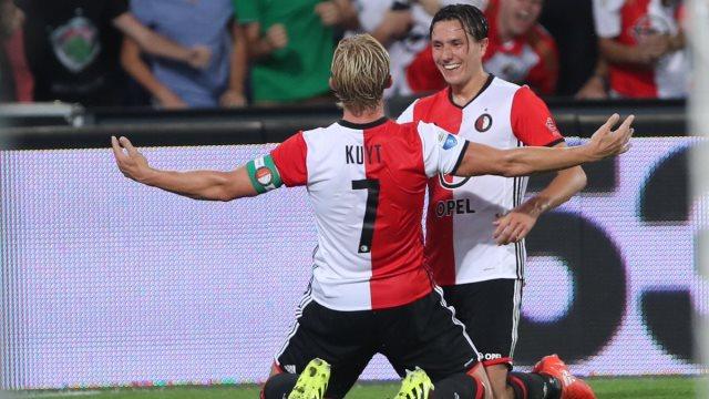 Kuyt Feyenoord'u şampiyonluğa taşıdı!