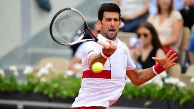 Fransa Açık'ta Djokovic elendi