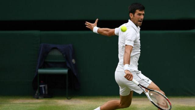 Wimbledon'da finalin adı Anderson-Djokovic
