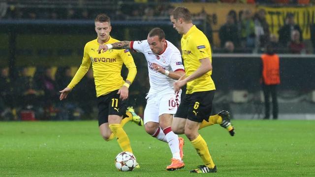 Dortmund'da büyük hüsran!