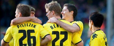 Dortmund Köln'e Patladı