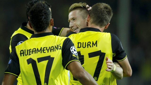 Dortmund Marsilya'ya acımadı