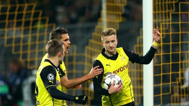 Dortmund geç açıldı