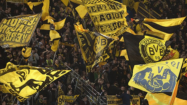 Dortmund sakata geldi