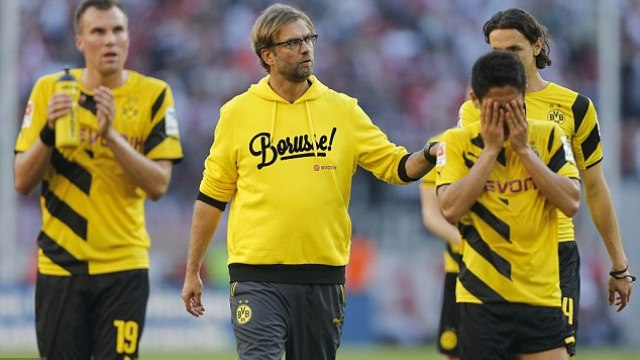 Dortmund ağlıyor, hocası kaynıyor