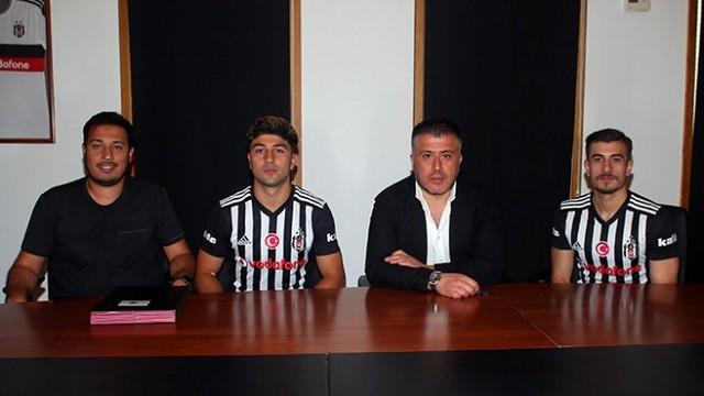 Beşiktaş'tan 2 genç transfer!
