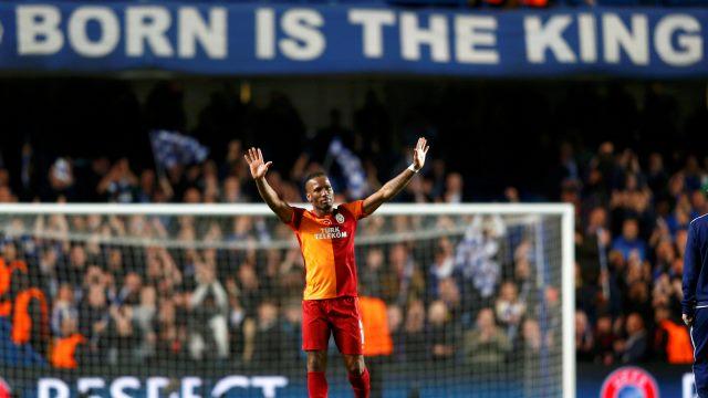 Drogba Chelsea'ye mi dönüyor?