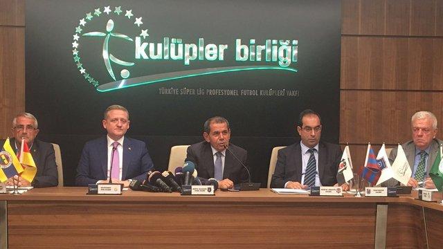 Yeni başkan Dursun Özbek