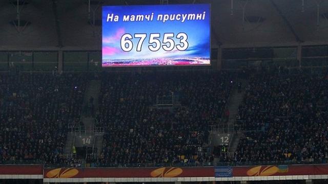 Rekor Olimpiyat'ta değil Kiev'de