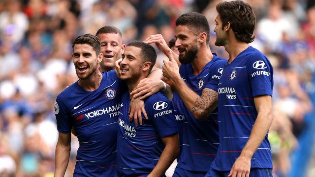 Hazard: Kariyerimi Chelsea'de bitirebilirim