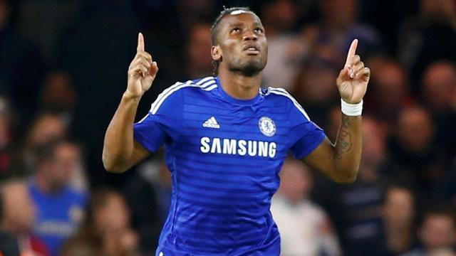 Mourinho Drogba'ya kızdı