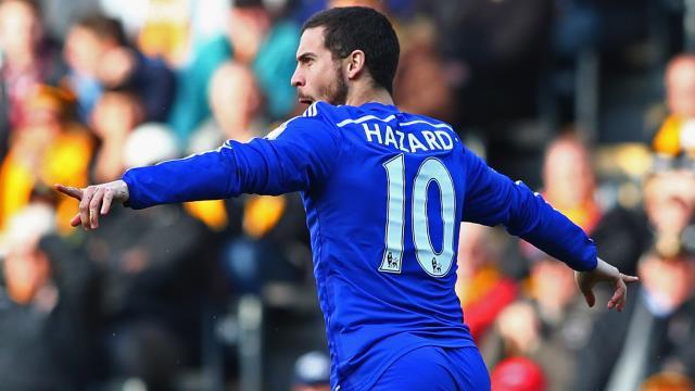 Real Madrid Hazard'ı transfer etmekte kararlı!
