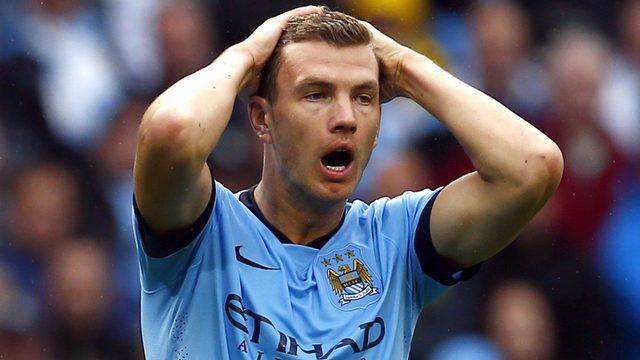 Manchester City de vuruldu!