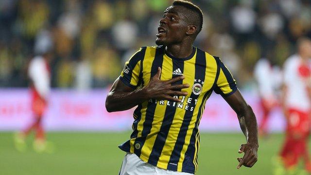 Fenerbahçe'yi Emenike sırtladı