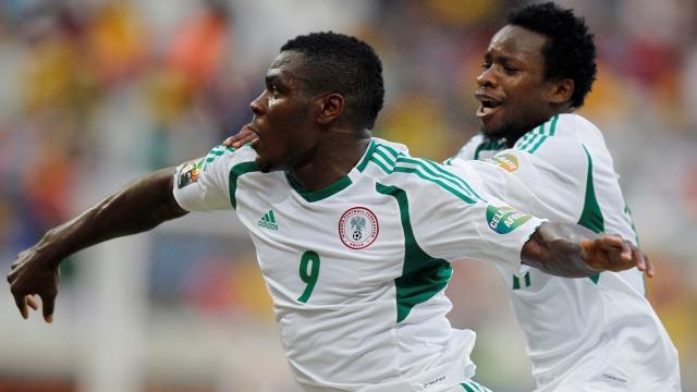 Emenike attı Nijerya rahatladı