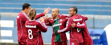 Fluminense?ye 10 Kişi Yetti!