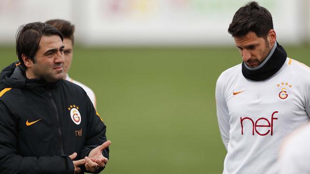 Galatasaray'da sürpriz isim!