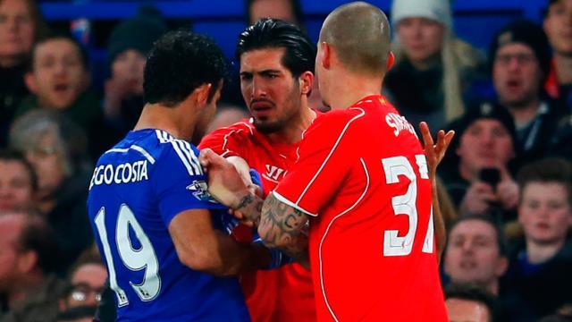 Costa'nın cezası belli oldu!