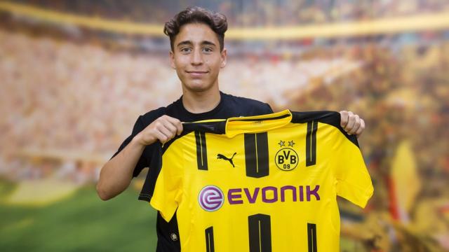 Emre Mor, Alman devine transfer oldu!