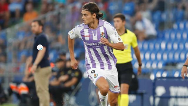 Enes attı, Valladolid kazandı