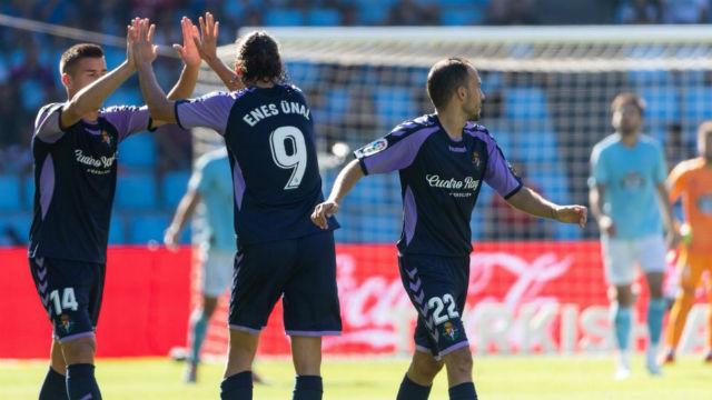 Enes Ünal attı, Valladolid puanı kaptı
