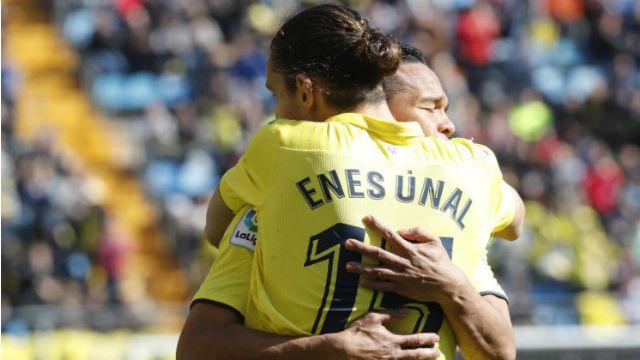 Enes Ünal attı, Villarreal kazandı