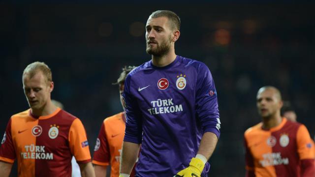 Galatasaray'da imza