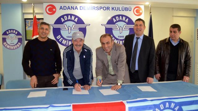 Adana Demirspor Albay'a emanet