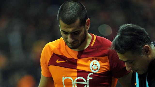 Galatasaray'da Eren Derdiyok sıkıntısı
