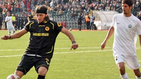 3.Lig CentilmenLig'de ampiyon Erganispor