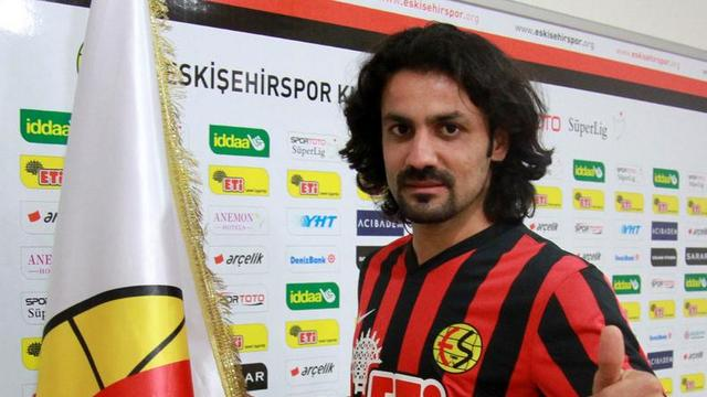 Eskişehirspor'da sürpriz transfer