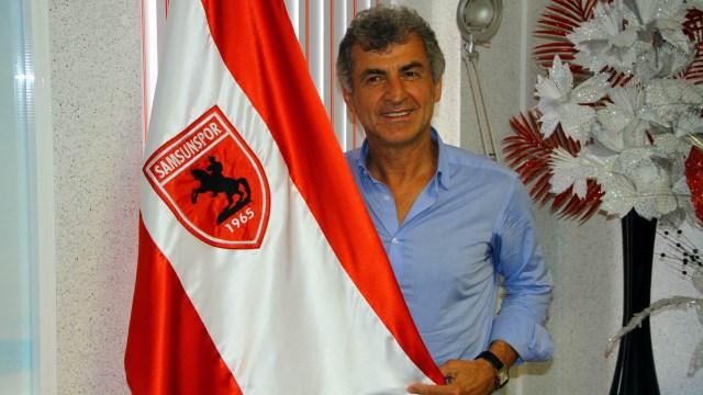 Samsunspor'da ikinci 'Altın' dönemi