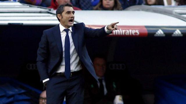 Valverde: Lig henüz bitmedi
