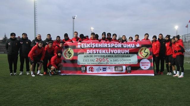 Ali Koç'tan Eskişehirspor'a destek