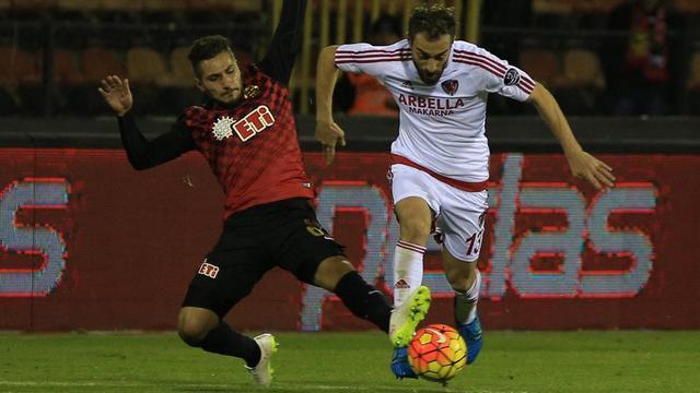 Eskişehirspor'un galibiyet hasreti bitti