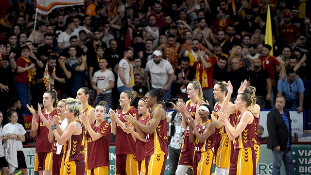 Avrupa şampiyonu Galatasaray!