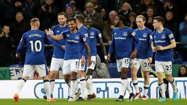 Cenk süre alamadı, Everton kazandı